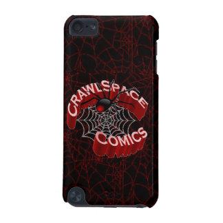 CrawlSpace Comics iPod Touch Cases