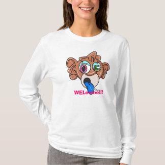 CraYon CiTy Gils Monkey Money T-Shirt