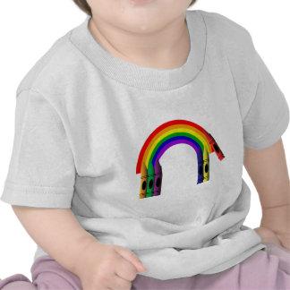 Crayon Color Rainbow Crayons Infant T-Shirt