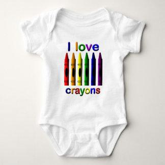Crayon Love Crayons Infant Creeper
