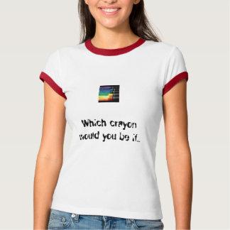 Crayon Shirts