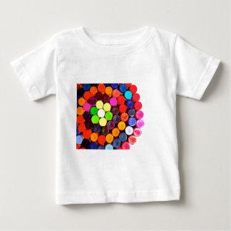 Crayons Baby T-Shirt
