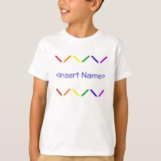 Crayons T-shirts