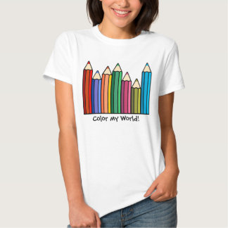Crayons Tshirt