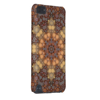 Crazy Beautiful Abstract iPod Touch 5G Cases