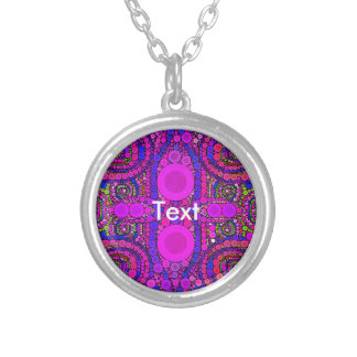 Crazy Beautiful Abstract Pendant