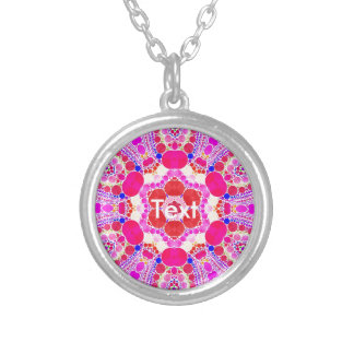 Crazy Beautiful Abstract Personalized Necklace