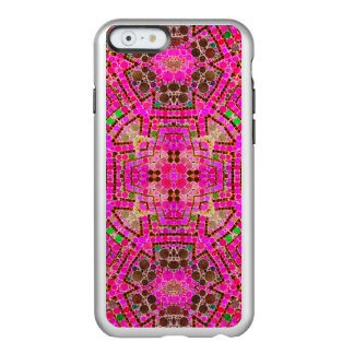 Crazy Beautiful Pink Abstract Incipio Feather® Shine iPhone 6 Case