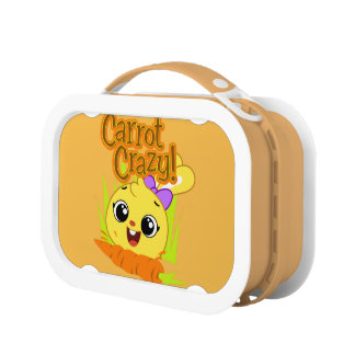 Crazy Carrot Lunchboxes