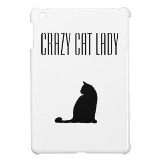 Crazy Cat Lady Case Savvy Glossy iPad Mini Case