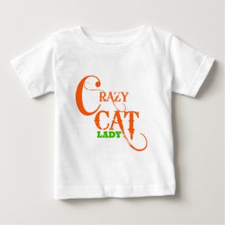 Crazy Cat Lady Collection Baby T-Shirt