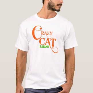 Crazy Cat Lady Collection T-Shirt