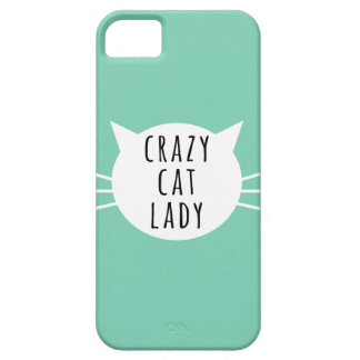 Crazy Cat Lady Funny Case