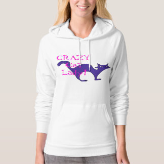 Crazy Cat Lady Sweat Shirt Hoodie