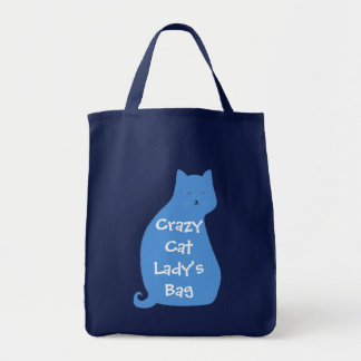Crazy Cat Lady's Tote Bag