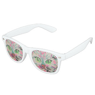 crazy cool cat glasses