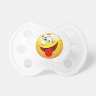 Crazy Emoji Dummy, Pacifier