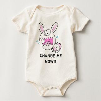 """Crazy Insane Bunny Rabbit """"Change me now"""" Creeper"""