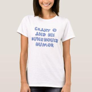 Crazy O tee shirt