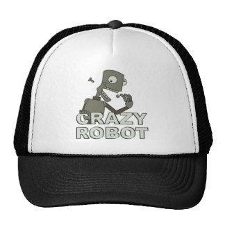 Crazy Robot Hat