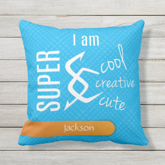 Crazydeal p460 cool crazy creative amazing awesome throw pillow
