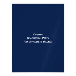 Create Custom Graduation Party Announcement Magnet