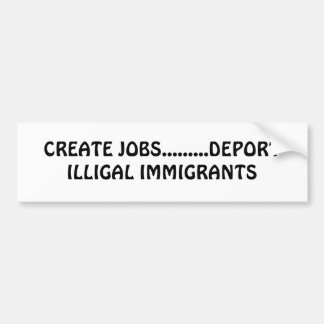 how immigrants create jobs Immigration, offshoring and american jobs gianmarco ip ottaviano, giovanni peri,  it to include immigrants with heterogeneous productivity in tasks.