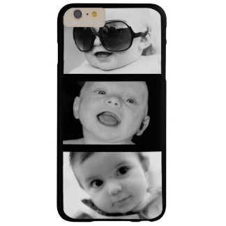 Create-Your-Own 3 Photo iPhone 6 Plus Case