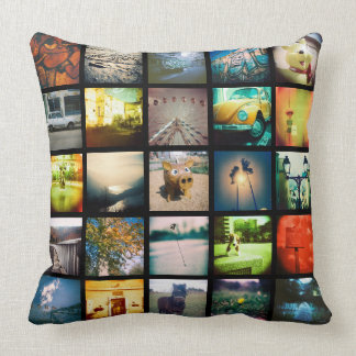 Create your own a unique and original instagram cushion