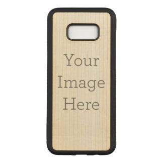 Create Your Own Carved Samsung Galaxy S8+ Case