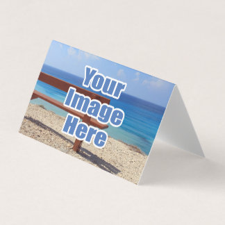 Create Your Own Custom Personalised Business Card