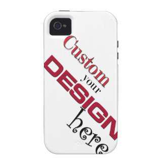 create your own design add image customise here case for the iPhone 4