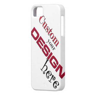 create your own design add image customise here iPhone 5 case
