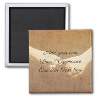 Create your own LOVE/ROMANCE Quote or Text Magnet