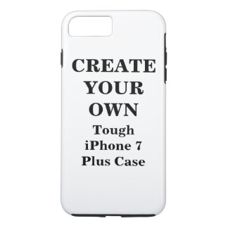 Create Your Own Tough iPhone 7 Plus Case