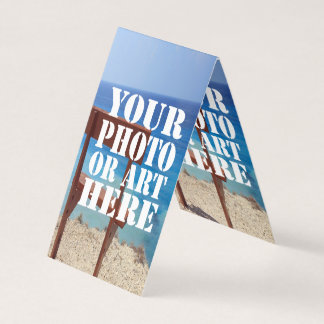 Create Your Own Unique Custom Personalised Business Card