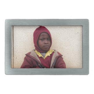 Creating Master Teachers: Abraham Maasai Student Belt Buckle