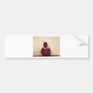 Creating Master Teachers: Abraham Maasai Student Bumper Stickers