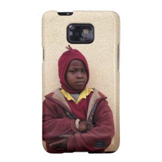 Creating Master Teachers: Abraham Maasai Student Samsung Galaxy S2 Covers