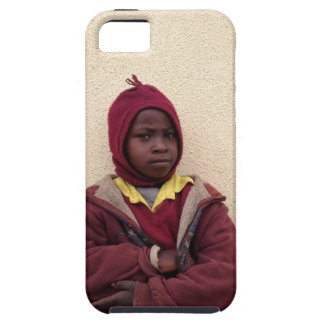 Creating Master Teachers: Abraham Maasai Student iPhone 5 Cover