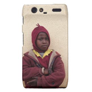 Creating Master Teachers: Abraham Maasai Student Motorola Droid RAZR Cases