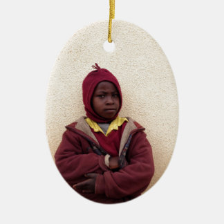 Creating Master Teachers: Abraham Maasai Student Christmas Ornaments