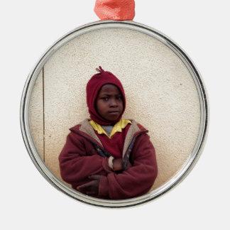 Creating Master Teachers: Abraham Maasai Student Ornament