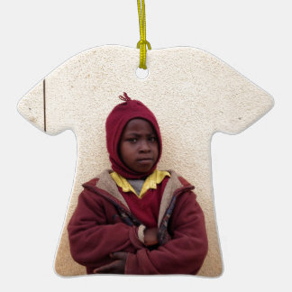 Creating Master Teachers: Abraham Maasai Student Christmas Ornament