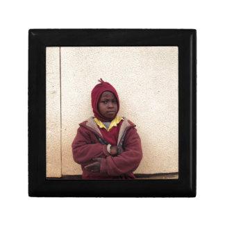 Creating Master Teachers: Abraham Maasai Student Jewelry Box