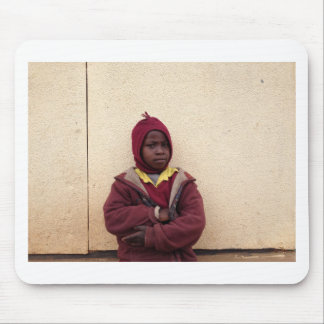 Creating Master Teachers: Abraham Maasai Student Mouse Pads