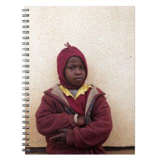 Creating Master Teachers: Abraham Maasai Student Note Book