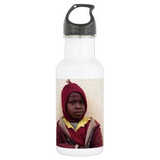 Creating Master Teachers: Abraham Maasai Student 18oz Water Bottle