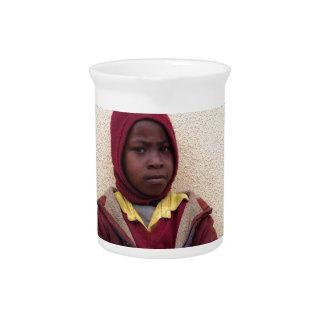 Creating Master Teachers: Abraham Maasai Student Beverage Pitchers