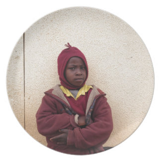 Creating Master Teachers: Abraham Maasai Student Party Plates